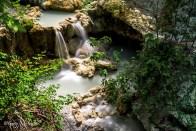 Les termes de San Filipo et ses eaux chaudes.