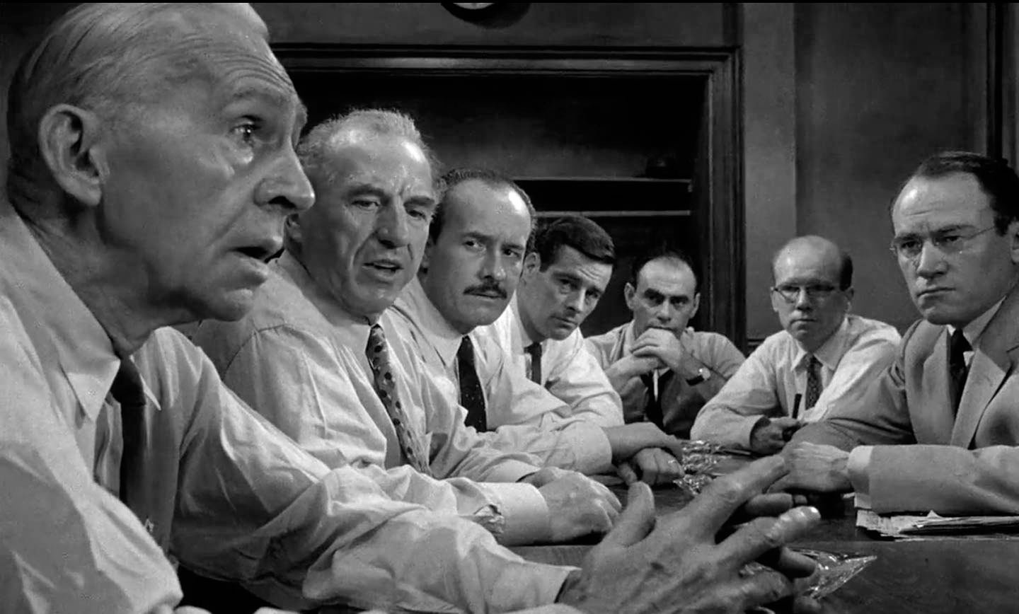 12 Angry Men Essay Questions