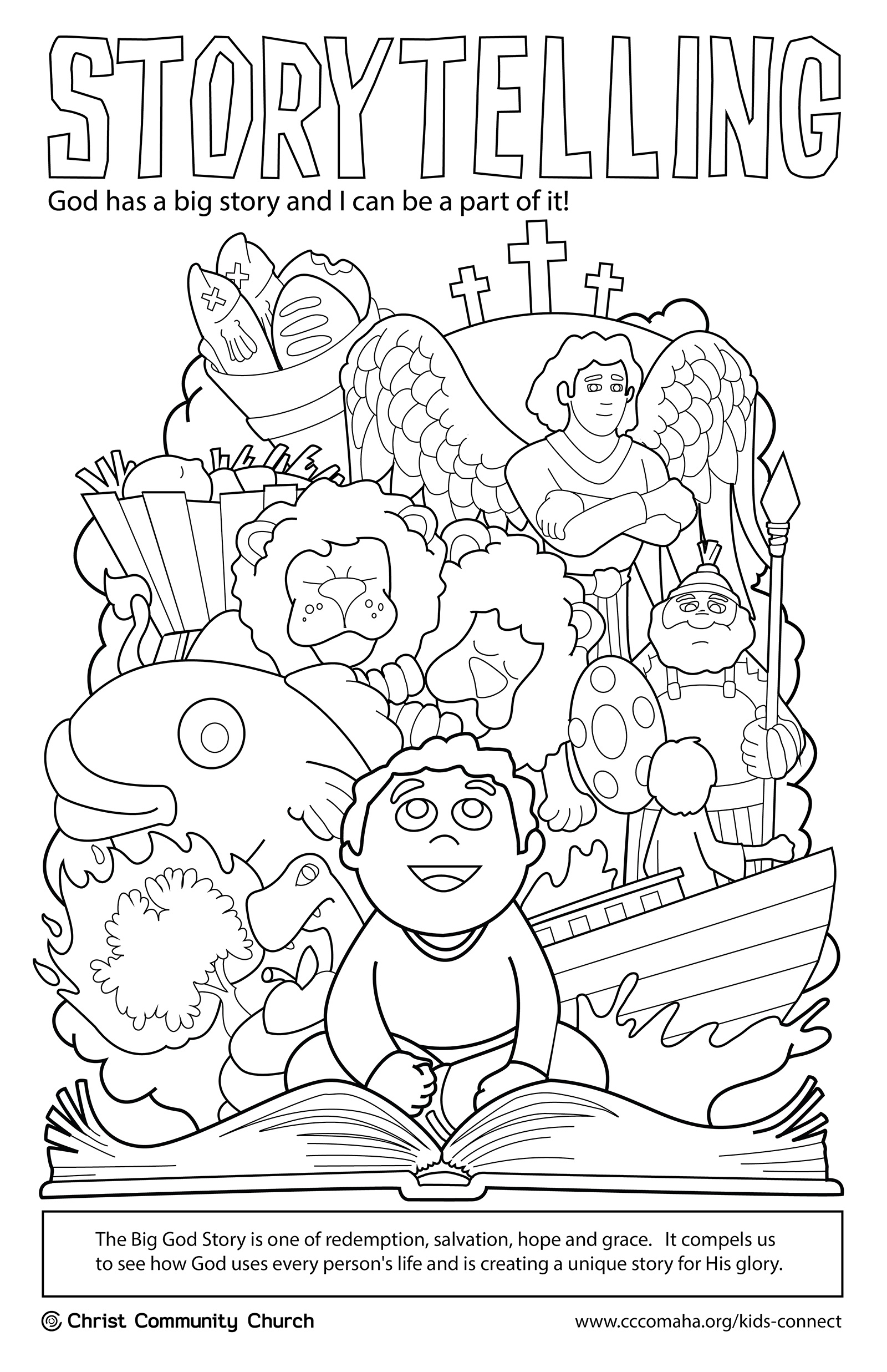 Greg Nunamaker Kids Coloring Pages