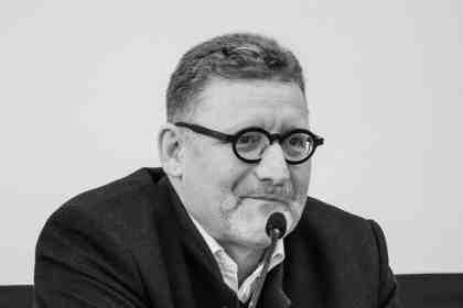 Gregor Beyer beim Landesanglertag 2019