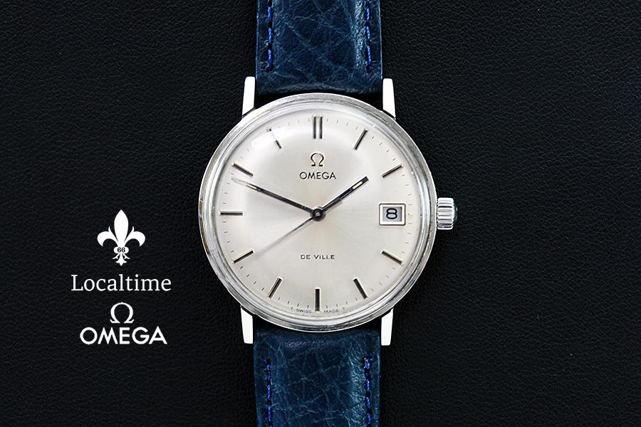 1968 Omega (Swiss) De Ville Ref. 136.019SP Dress Watch – Cal. 613 SN# 27034413