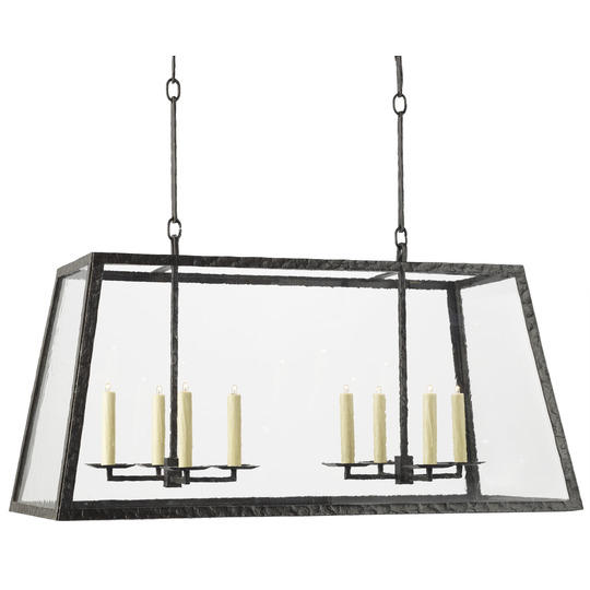 Vassaro Chandelier Oblong