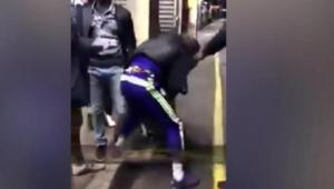 attaque incivilité agression metro paris immigration banlieue racaille