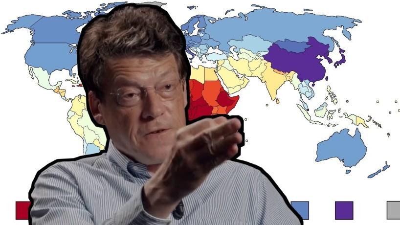 carte du qi monde quotient intellectuel ne surtout pas diffuser laurent alexandre-2