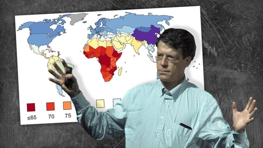 carte des qi monde quotient intellectuel ne surtout pas diffuser laurent alexandre
