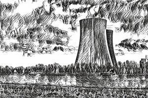 cout arret centrale nucleaire milliards photovoltaique greta