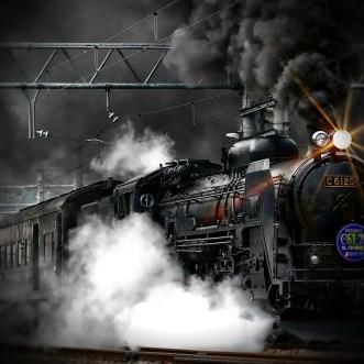 La locomotive [micro-fiction]