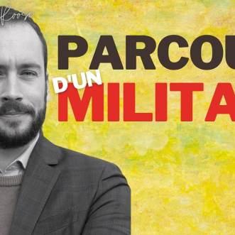 Damien Rieu, parcours d'insertion d'un militant