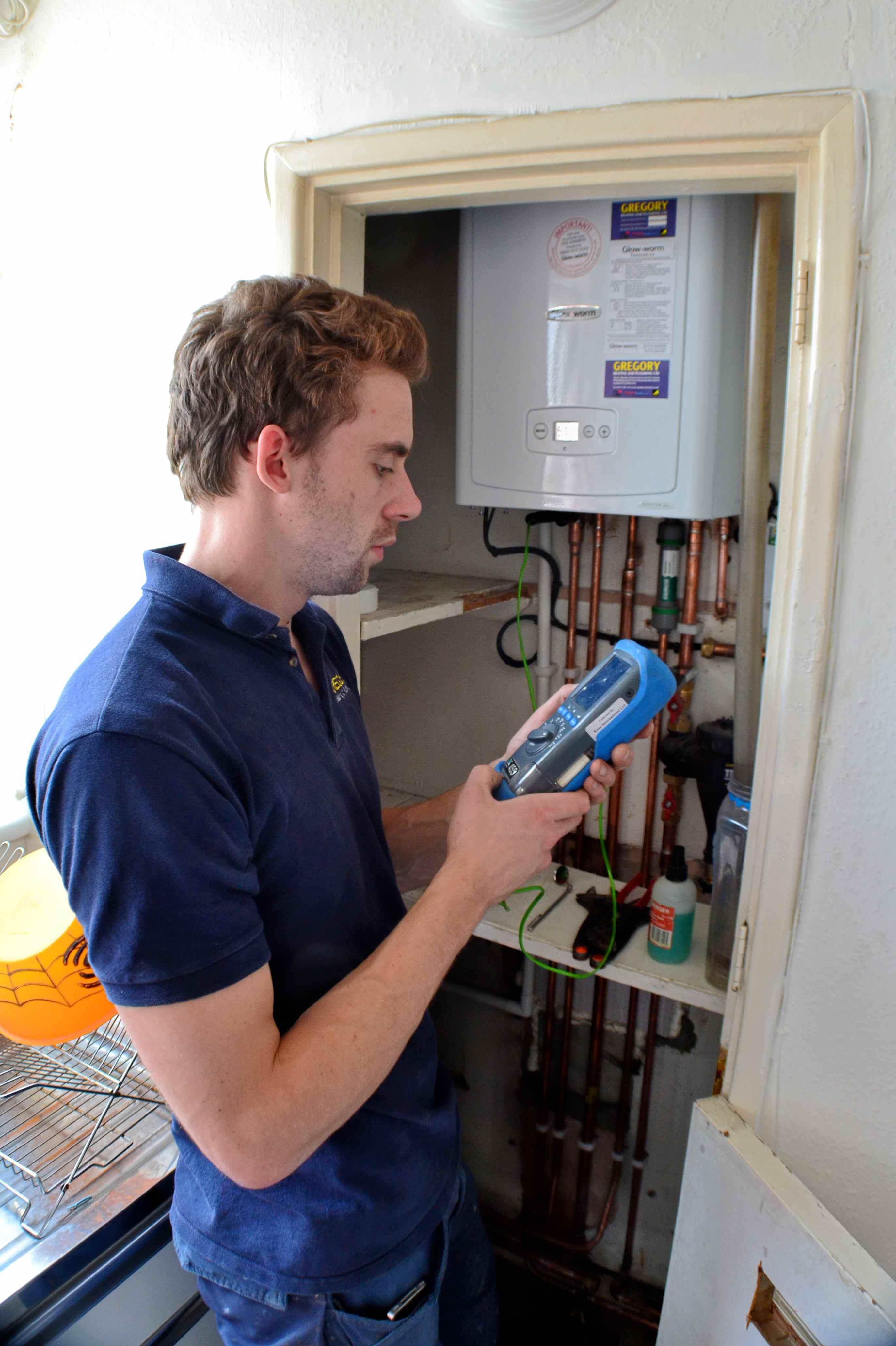 Full Central Heating System Installation Epsom Surrey