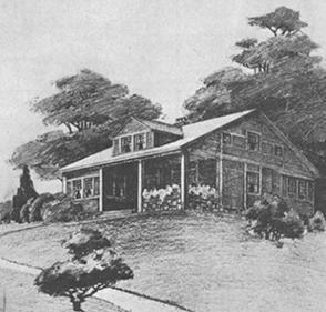 Craftsman Farm House