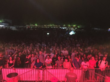 View From Stage
