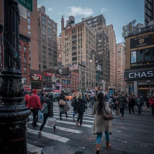 New York en mouvement