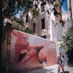 kiss à barcelone