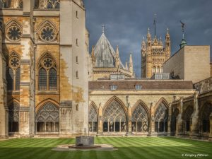 The Cloisters at Westminster Abbey
