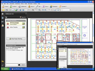 Co-navigating a PDF