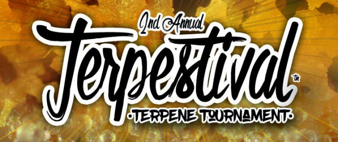 2nd annual Terpestival™ 2016 Hopland, CA