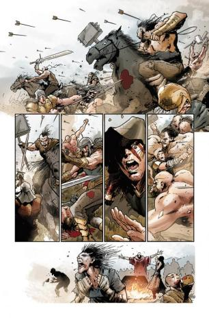 Eternal Warrior #1, page 5