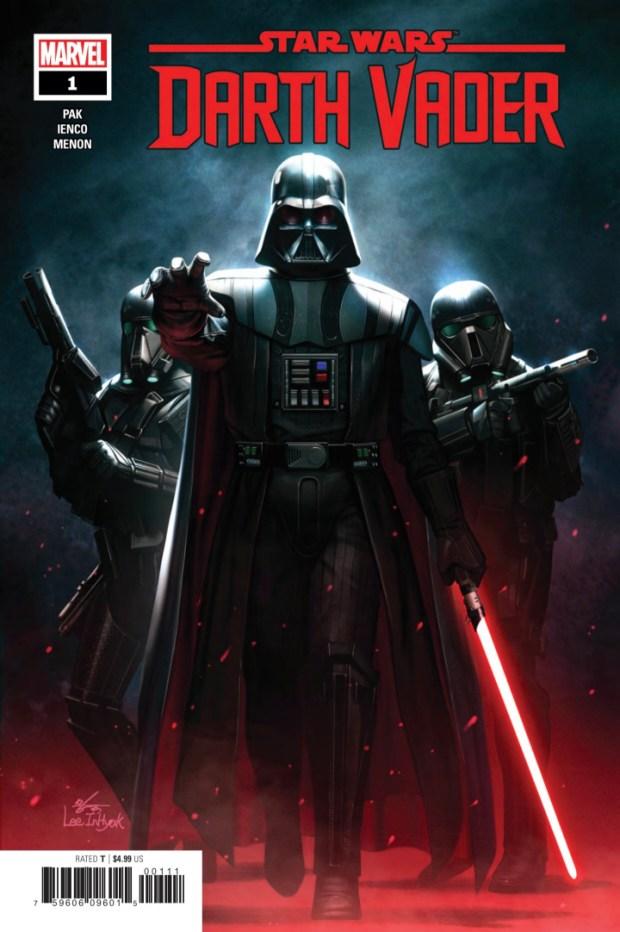 Darth Vader #1 cover