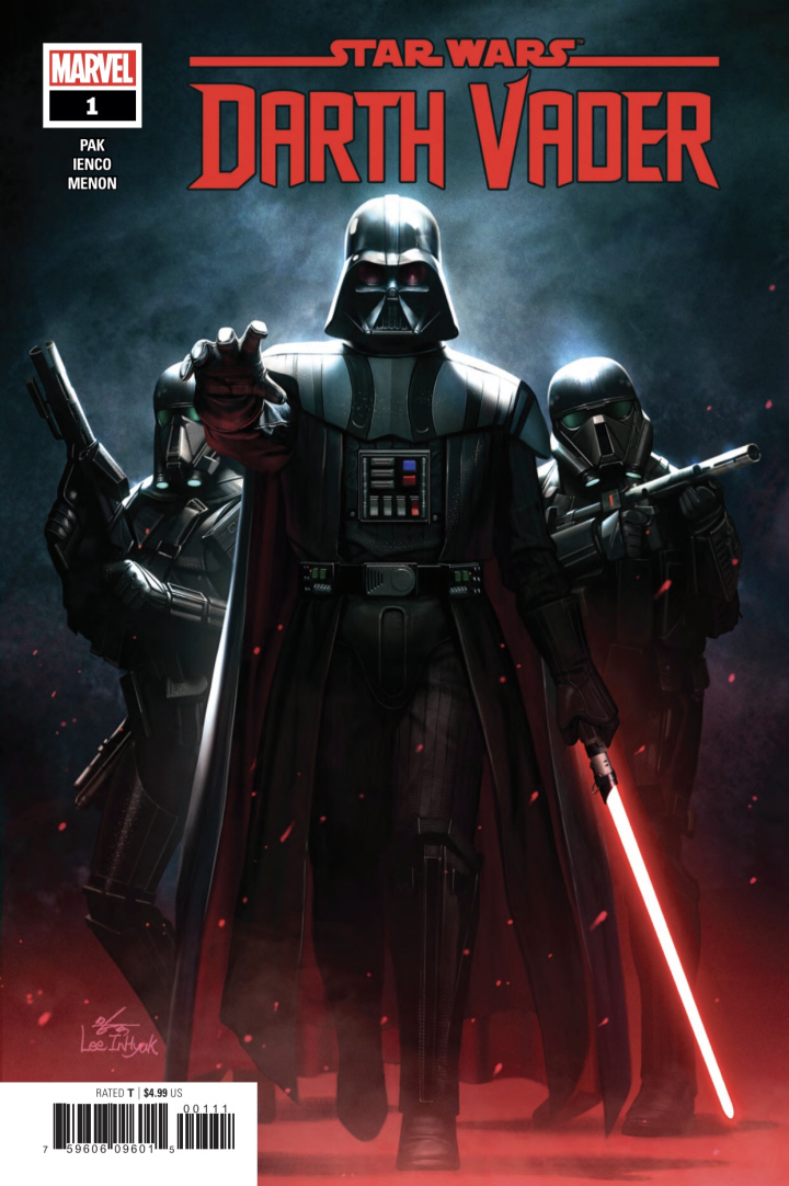vader 1 cover