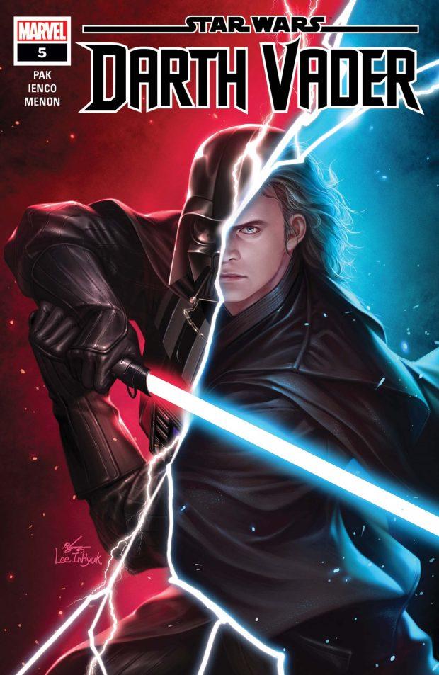 Darth Vader #5 cover
