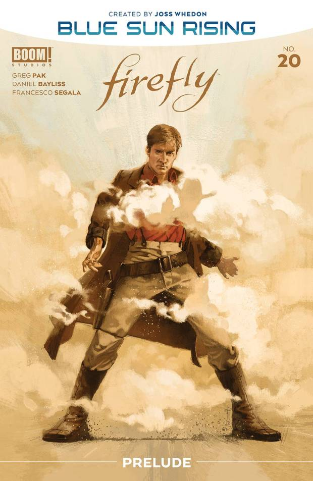 Firefly #20 cover