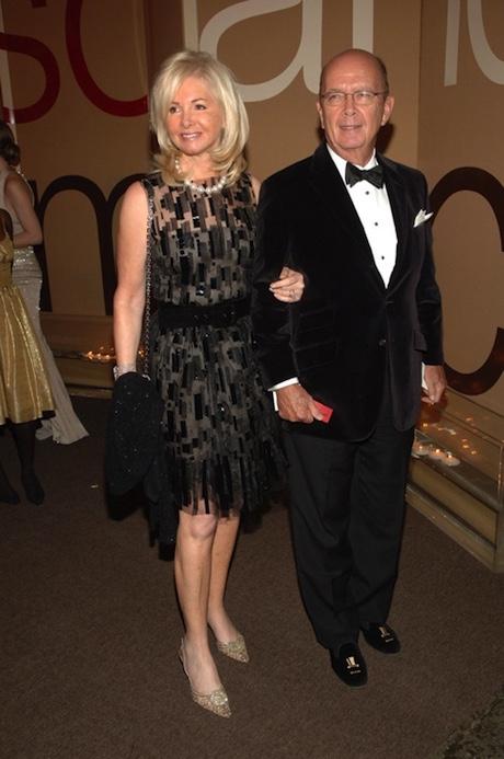 Commerce Secretary Wilbur Ross and Mrs (#3)