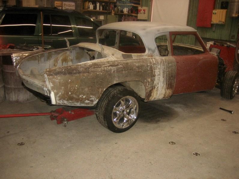restoration, studebaker, greg sauto restoration, ls1, conversion,