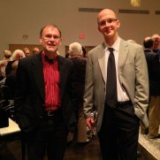 In 2015, Greg joined organist Len Langrick to perform in a service at St. James Episcopal Church celebrating the installation of the Rev. Kristin N. Krantz.