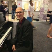 A 1997 graduate of Towson High School, Greg provided a bit of entrance music for the Towson High School After Prom Party in 2017.