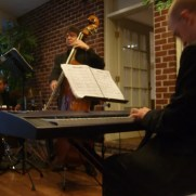 In 2011, Greg performed with bassist Phil Ravita and drummer Ted Naperkoski at the Governor Calvert House.