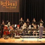 While in graduate school at the University of Maryland, Greg performed in the 5:30 band, the program's top jazz ensemble, directed by Chris Vadala. The lineup for this performance at the 2008 Calvin Jones Big Band Jazz Festival featured Cam Collins, Sarah Hughes, Brad Linde, Tim Powell, Matt Taylor, and Michael Feagans (saxophones); Brent Madsen, Kevin Horan, Kai Kataldo, and Justin Bland (trumpets); Chris Wolf, Jennifer Krupa, Juna Winston, and Zac Hollister (trombones), Katherine Mann and Glen Shirley (guitars); Leo Lucini (bass); and Nucleo Vega (drums).