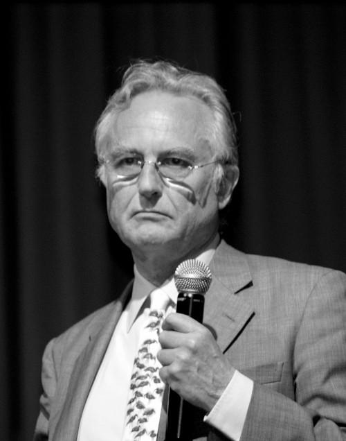 Richard_Dawkins_Darwins_Rottweiler_BW