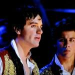 Ramin and Nick