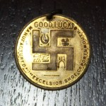 Boy Scout Coin - Back