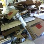 Office trash