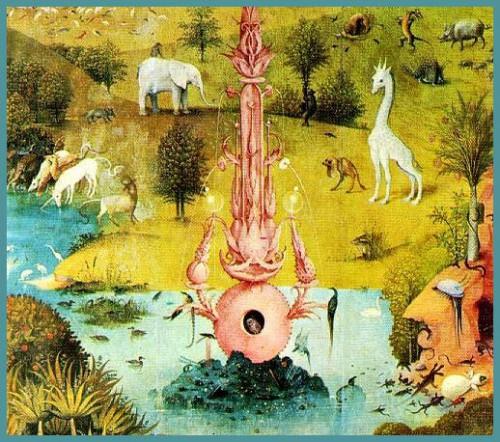 Proof of the Garden of Eden