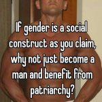 Why not become male?