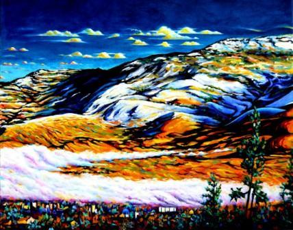 Grizzly Peak - Mid December Panel 1