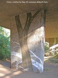 Chico-California-Mural-Hwy-99-overpass-Bidwell-Park-jpg-777-tall