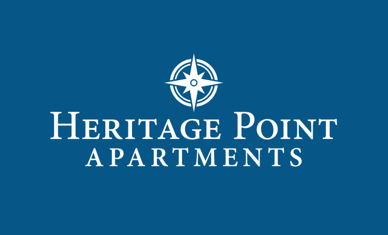 Heritage Point Apartments logo