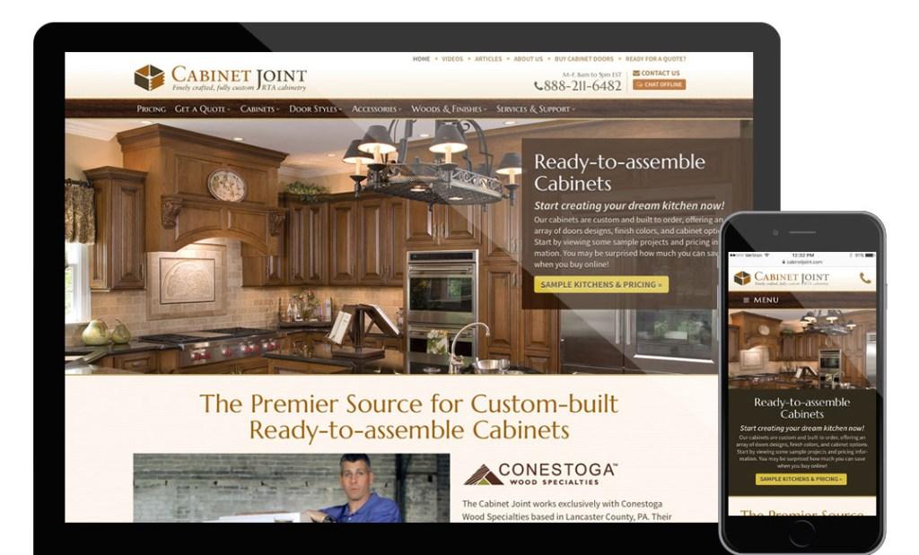 Cabinet Joint screenshots