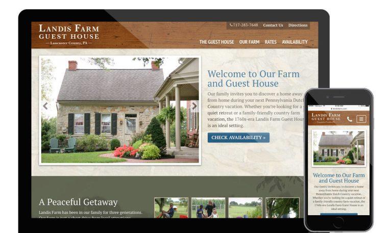 Landis Farm Homepage