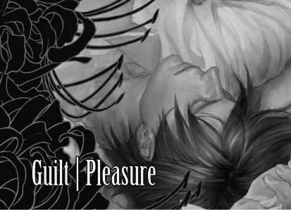 Guilt Pleasure--Message Card-x