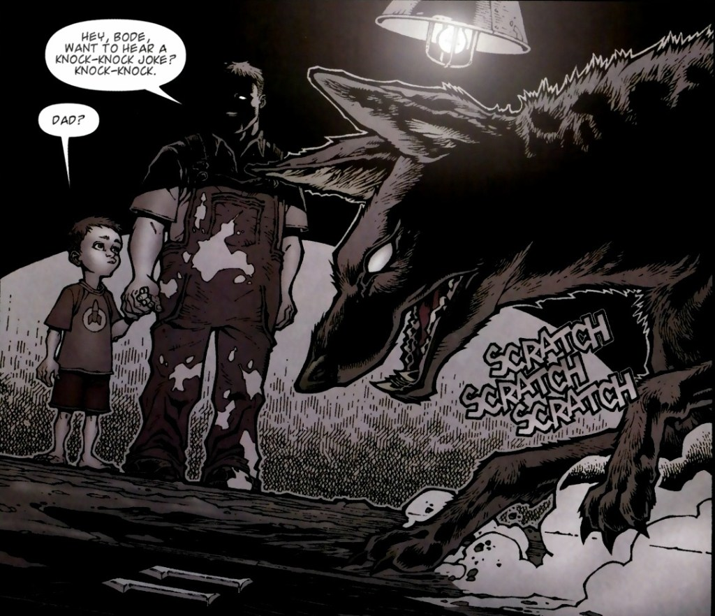 {Joe Hill & Gabriel Rodriguez} Locke & Key v01 Welcome to Lovecraft-01