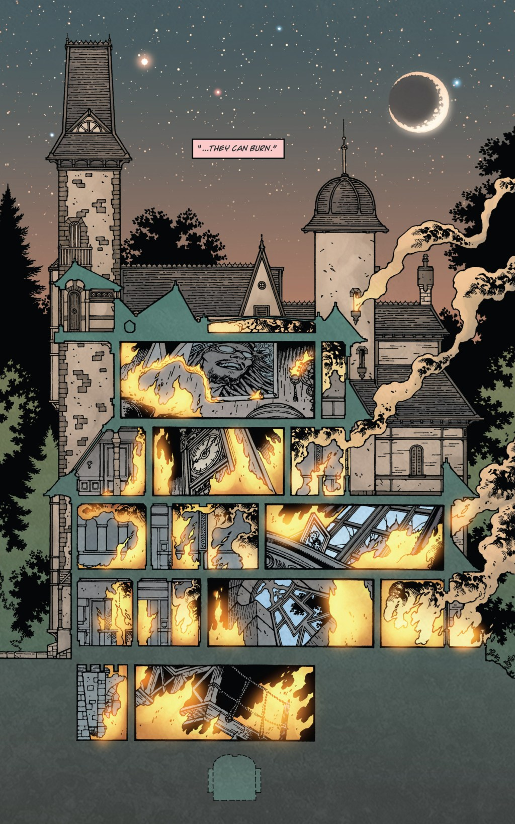 {Joe Hill & Gabriel Rodriguez} Locke & Key v06 Alpha & Omega-03