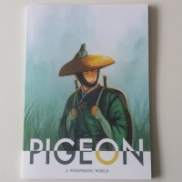 New Arrivals: Pigeon - A Whispering World