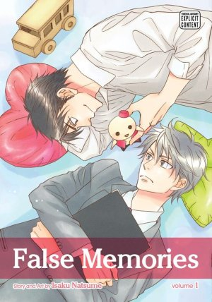 {Natsume Isaku} False Memories V01 [4.0]