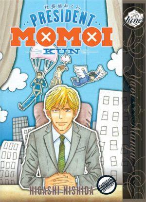 {Nishida Higashi} President Momoi-kun [4.4