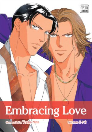 {Nitta Youka} Embracing Love OV01 [V01-V02] [4.3]