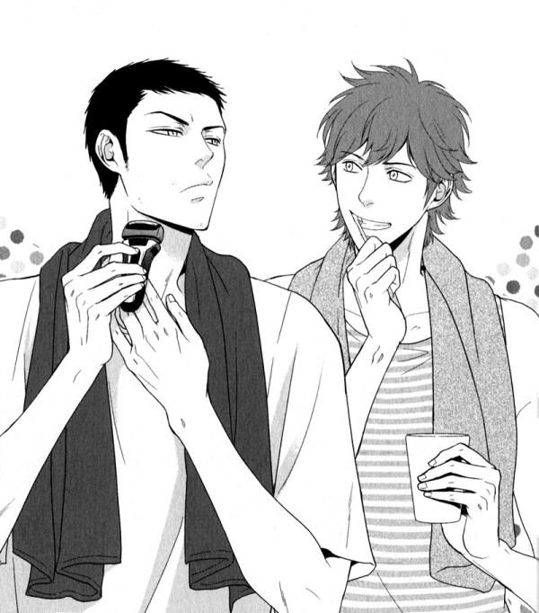 {Sagawa Miku} Kataomoi to Room Share-01